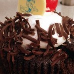 New! Chocolate Cherry Cupcake and Root Beer Float Cupcake in Disney World