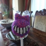 Dining in Disneyland: New Cake Pops Spotted at the Disneyland Resort