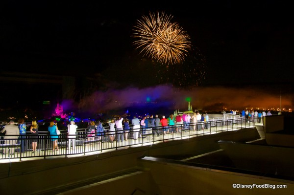 Seeing the Fireworks from California Grill Should Be on Your Disney Bucketlist