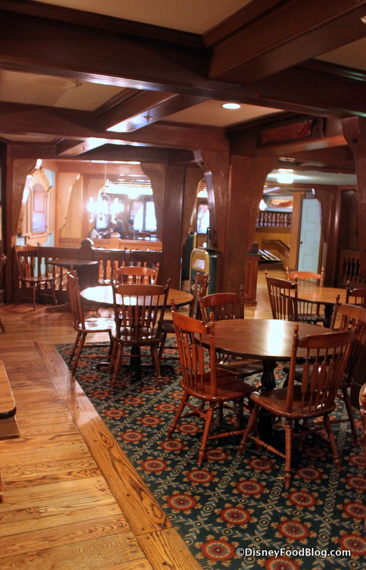 Review Columbia Harbour House At Walt Disney World S