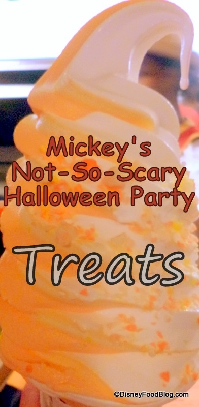 News! Halloween Treats Return to Disney World's Magic Kingdom for ...