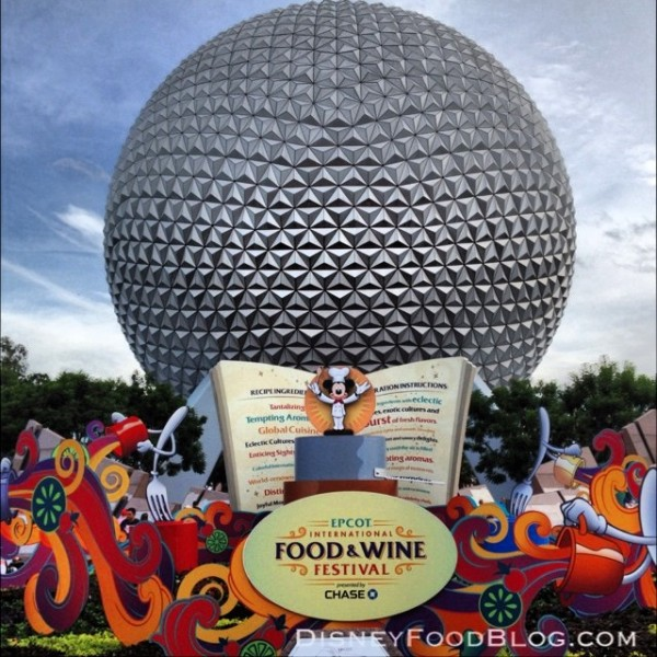 Get the most updated news on the Epcot Food and Wine Festival, and MORE!