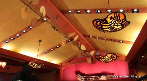 lights Kona Cafe