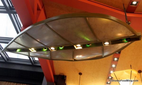 more lights Kona Cafe
