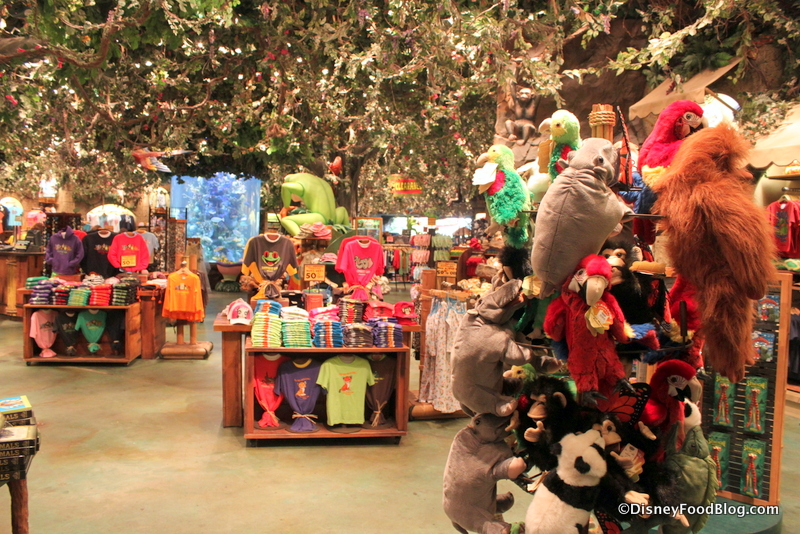 Review Breakfast At Rainforest Cafe In Disney S Animal