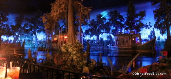 Blue Bayou Atmosphere