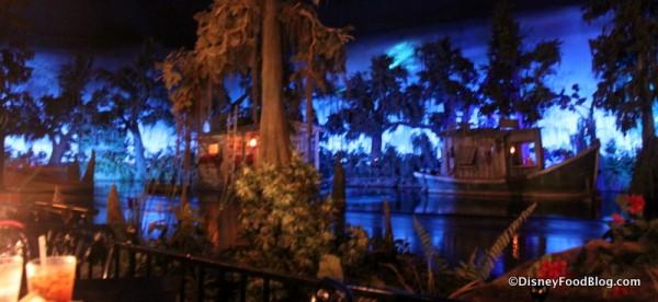 Blue Bayou Atmosphere