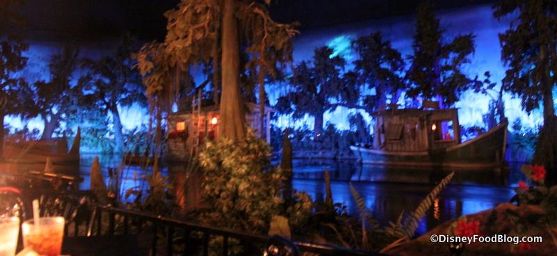 Blue Bayou Restaurant Disneyland Reviews