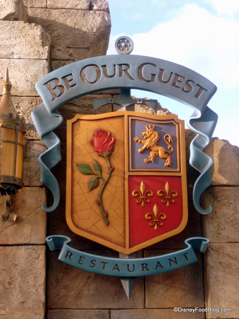 review halloween desserts and new dinner menu items at be our guest