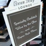 Photo Tour and Review: NEW Hollywood Brown Derby Lounge in Disney World!