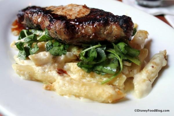 Charred Strip Steak
