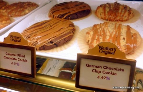 Cookies at Karamel Kuche