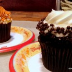 Review: Chocolate Butterfinger and Orange Marmalade Cupcakes at The Mara in Disney's Animal Kingdom Lodge