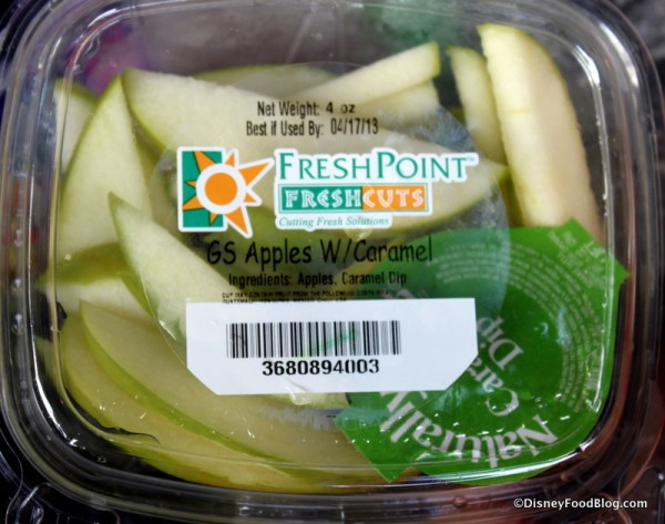Granny Smith Apple Slices