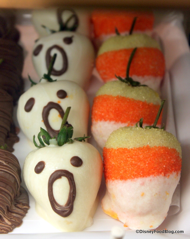 New Snow White Candy Apple And More Disney Halloween Treats