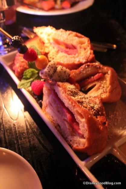 Le Special de  Monte Cristo Sandwich