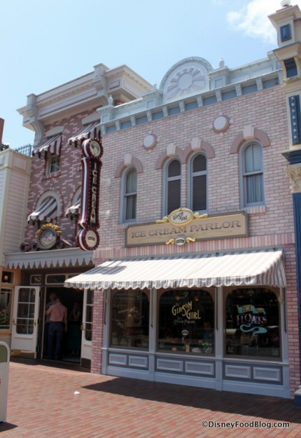 Gibson Girl Ice Cream Parlor