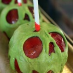 New! Snow White Candy Apple and More Disney Halloween Treats