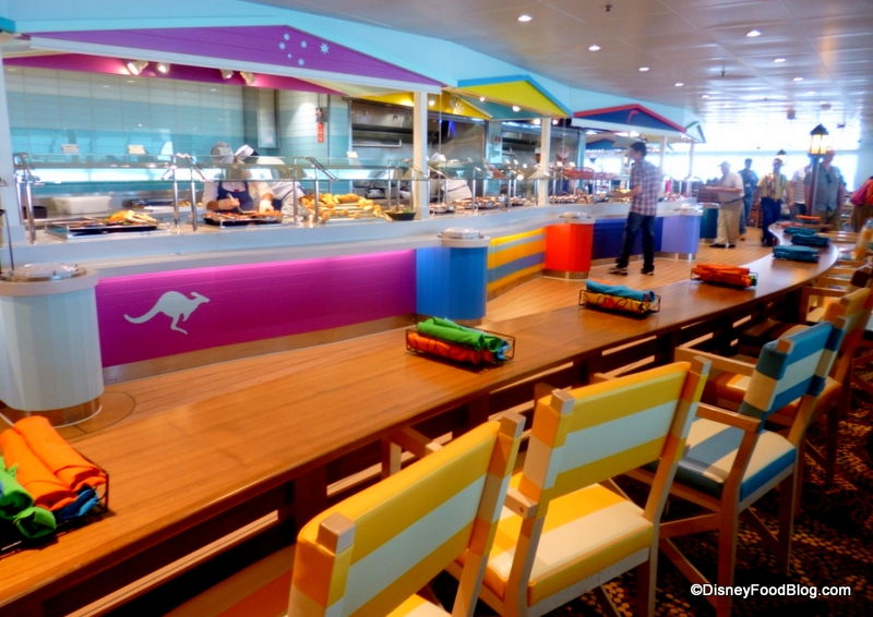 Photo Tour! Re-Imagined Restaurants And Lounges On The