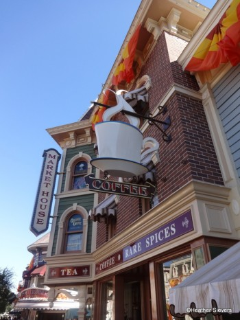 Market House on Main Street USA