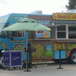 News! and Review: Downtown Disney's Namaste Cafe Food Truck