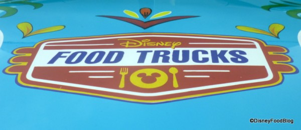 Disney Food Trucks Logo
