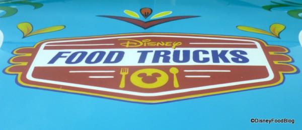 Disney Food Trucks Logo
