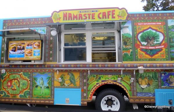 Namaste Cafe Food Truck