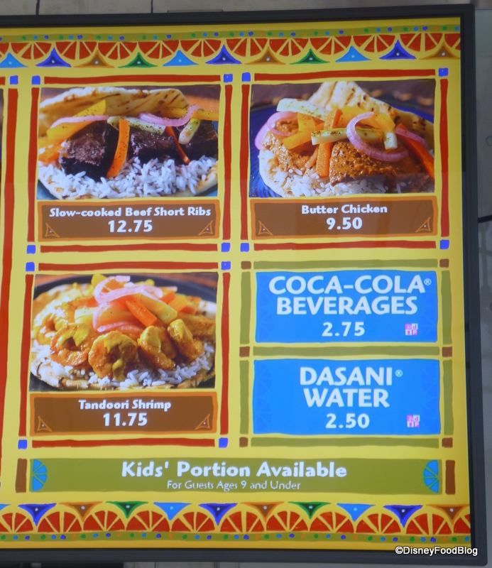 News And Review Downtown Disneys Namaste Cafe Food Truck The