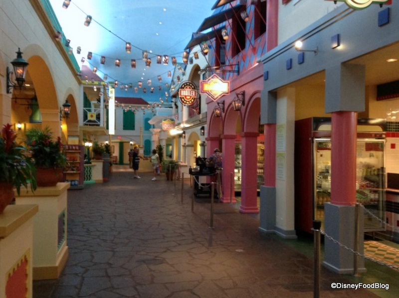 News Spy Glass Grille Opening In Early 2018 At Disney S Caribbean