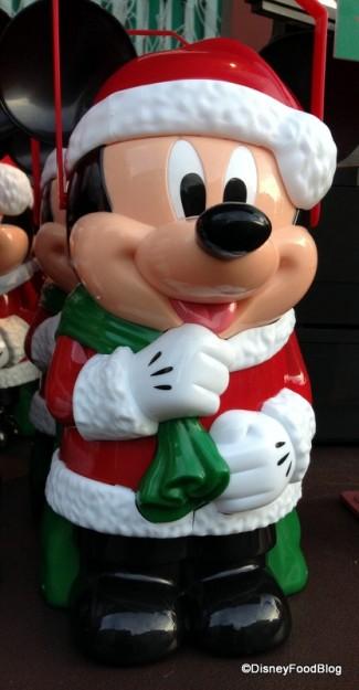 Santa Mickey from 2013