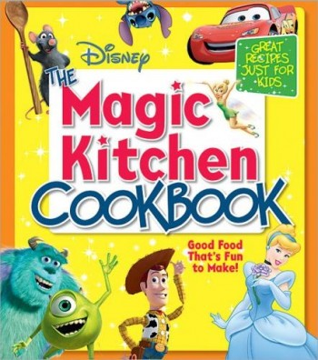 Disney Magic Kitchen Cookbook Recipes