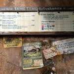 News! And Review: Animal Kingdom's Tamu Tamu Refreshments New Menu!