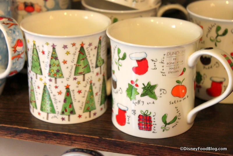 Spotted: Unique Holiday Mugs at Disney World Starbucks | the ...