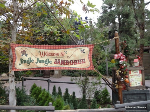 Jingle Jangle Jamboree at Big Thunder Ranch