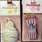 Spotted: Dole Whip and Popcorn Air Fresheners at Disney World!