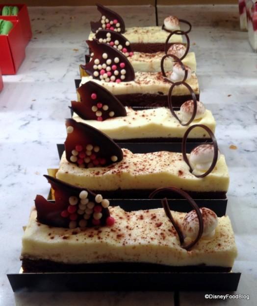 Chocolate Christmas Log
