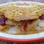 Epcot Debuts Sweet and Savory Waffles for the Holidays!