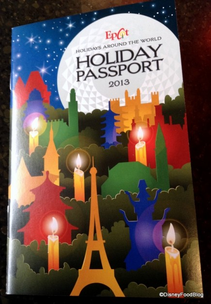Holidays Around the World Passport