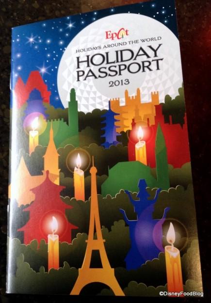 Holidays Around the World Passport