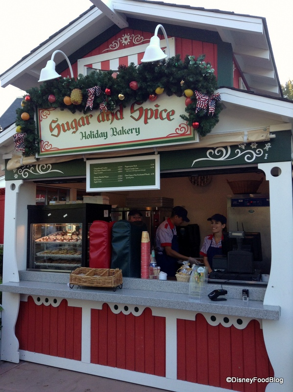 News! Festive Treats Returning to Epcot's Holidays Around the ...