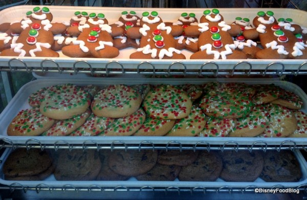 Cookies at the Sugar and Spice Bakery
