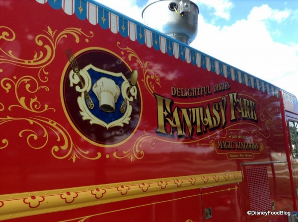 Fantasy Fare Food Truck Comes to Walt Disney World, and Fulfills Dreams in the Process!