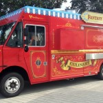 Review: Fantasy Fare Food Truck brings Hand-dipped Corn Dogs to Downtown Disney!