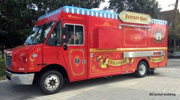 Fantasy Fare Food Truck