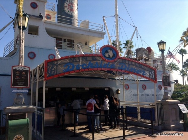 Min and Bill's Dockside Diner at Disney's Hollywood Studios