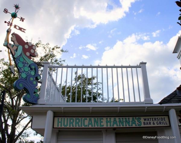 The New Hurricane Hanna's