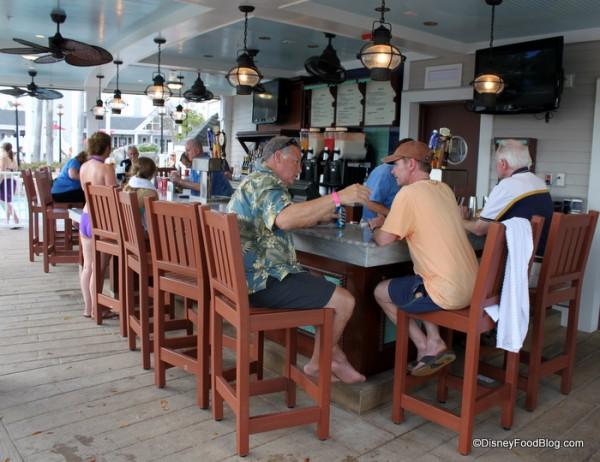 Hurricane Hanna's Bar