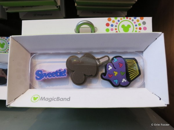 Magic Band Food Bling