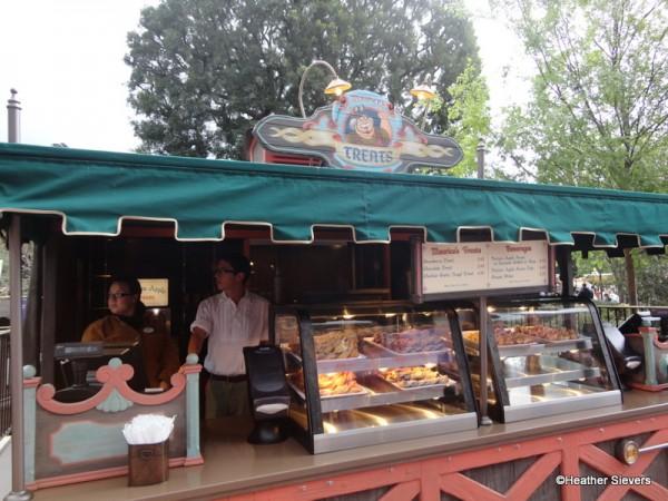Maurice's Treats in Disneyland